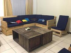 Pallet Crate Furniture