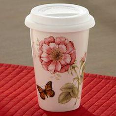 Butterfly Meadow® Travel Mug