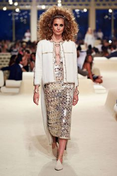 Chanel Resort 2015. See all the best looks here.