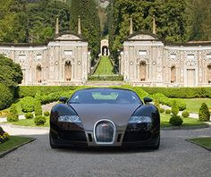 World's Most Exotic Car Rentals: Bugatti Veyron 16.4