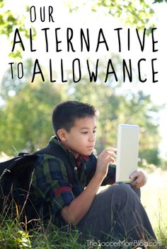 Looking for new, positive ways to motivate your child? Try this alternative to allowance that builds confidence and helps kids understand the value of their work.