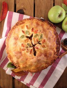 Tarta de manzana - Fall apple pie