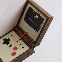 Something we loved from Instagram! The Kickstarter campaign for my PE358 will launch in November hopefully... Working on improvements as we speak! I have to do something about those display cables right? Hide them inside the hinge somehow maybe... #pe358 #handheldgaming #portable #ballonfight #nes #nintendo #raspberrypi #retrogaming #classicgaming #handcrafted #woodwork #woodworking by lovehulten Check us out http://bit.ly/1KyLetq