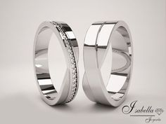 Matching Wedding Bands His And Hers Kay Jewelers Couple Wedding Rings Joyalukkas Couple Rings Gold In India Matching Wedding Rings H Samuel Anniversary ring/right hand ring Inexpensive Wedding Venues In Pa Wedding Without Suit Jacket Matching Wedding Bands, Wedding Matches, Matching Rings, Peoples Jewellers, Jewelry Website, Couple Rings, Engagement Rings Couple, Stainless Steel Rings, Ring Verlobung