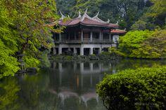 Shinjuku Gyoen National Gardens, Tokyo
