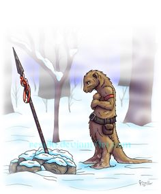 Tribute to Brian Jacques, late writer of the Redwall series.  Image by Gina Trujillo: resuki.deviantArt.com