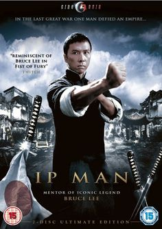 Ip Man (2008) - A true story told well, with punching and kicking.