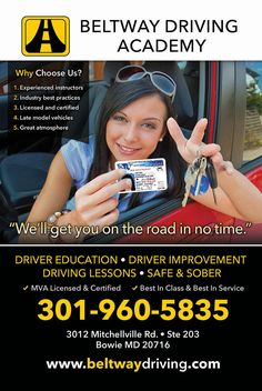 Driving Academy, Driving School, How To Get, Education, Teaching, Training, Educational Illustrations, Learning, Studying