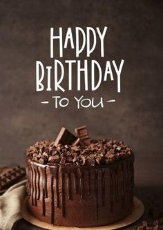 Happy Birthday Beautiful Images, Latest Happy Birthday Images, Birthday Images For Men, Happy Birthday Pictures, Happy Birthday Dear Friend, Happy Birthday Today, Happy Birthday Cards, Birthday Greetings, Happy B Day