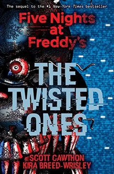 ATTENTION: A new FNAF book is coming soon, and it's the sequel to Silver eyes! COMING SOON: Five Nights at Freddy's THE TWISTED ONES! You can preorder it on amazon.