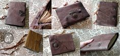 Leather Notebooks by Nymla