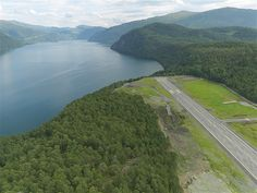 Sandane Airport in Norway. (© Getty Images)