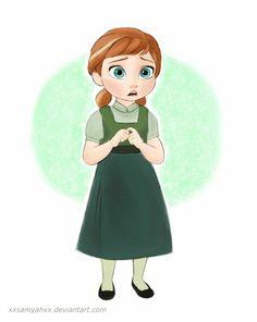 Little Anna by xXSamyahXx