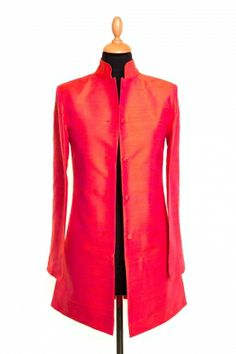 Silk & Cashmere Coats & Jackets   Shibumi