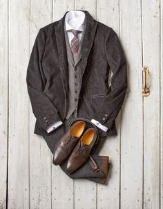 Fall Casual Looks - The anchorman