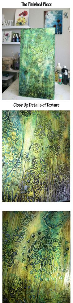 Texture Art by Cilenia Curtis and Miss Bailey. First off just wow look at this, I would say the texture in this artwork would be a little rough because of all the engravings on the art but it might be smooth for the most part.