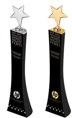 Trophy Award Design