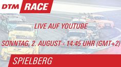 Rennen 2 - Live-Stream (Deutsch) - DTM Spielberg 2015 // Watch race 2 at Spielberg on the DTM YouTube channel (German audio).