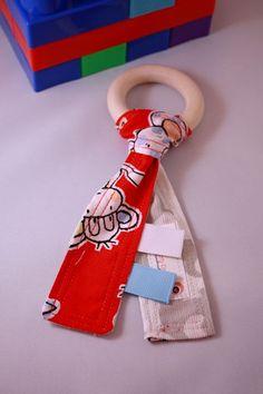 Wooden Teething Ring (www.notinshops.com.au) $14.95