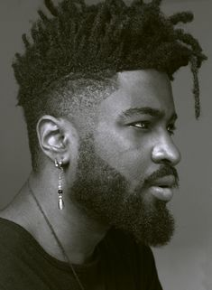 28 Latest Men Hairstyle ideas for Black Hair Top Hairstyles For Men, Dreadlock Hairstyles For Men, Black Men Haircuts, Dreadlock Styles, Cool Hairstyles, Hairstyle Ideas, 1940s Hairstyles, Modern Haircuts, Updo Hairstyle