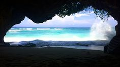 Green Bowl Beach-Bali