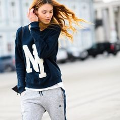 #Le21eme x #AdamKatzSinding •  www.Le-21eme.com •  #AlinaStepanova @MBFWRussia #MBFWRussia #MBFW #SS15 #FashionWeek #Moscow #Russia #Russian #Street #Style #StreetStyle #Fashion #Mode #Moda #NoFilter #Model #Models #ModelsOffDuty #Padgram