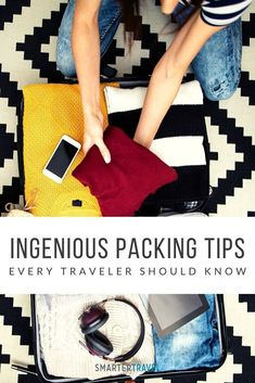 Some travelers jam two weeks' worth of gear into their bags for a long weekend. Others pack a bit too lightly and forget important things like medicine or passports. Savvy travelers strike the perfect balance and bring just what they need—with a little help from this list of road-tested travel packing tips. Read on to become a packing expert. Packing Tips For Travel, Travel Essentials, Long Weekend, Medicine, Forget, Bags, Handbags, Travel Necessities, Travel Must Haves