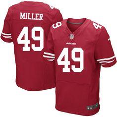 nfl San Francisco 49ers Bruce Miller Jerseys Wholesale