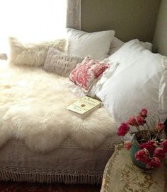 Winter Bedroom Fluffy Blanket