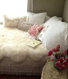 Winter Bedroom Fluffy Blanket.jpg