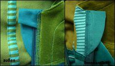 kinnschutz beim zipp nähen