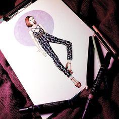 #art #artsy #artist #myart #fashion  #fashionista #fashiondesign #fashionsketch #fashiondrawing #fashionillustration #myfashion #mydesign #style #sketch #stylish #inspire #illustration #drawing #design