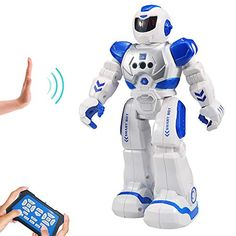 20 Best Selling Toy Robots for Kids | Widest.co.uk Robot Kits, Rc Robot, Smart Robot, Birthday Gifts For Kids, Christmas Gifts For Kids, Robots For Kids, Kids Toys, Programmable Robot, Intelligent Robot