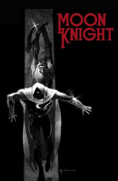 Moon Knight 188 by Bill Sienkiewicz