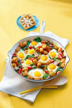 Egg and Tater Bakewomansday