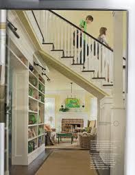 stairway bridge...I like the idea of stairs being in the middle of the house to bring together the upstairs and downstairs.