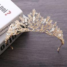 Bridal Earrings, Bridal Jewelry, Bridal Hair Accessories, Jewelry Accessories, Wedding Tiaras, Wedding Sets, Crystal Crown, Bridal Crown, Rhinestone Wedding
