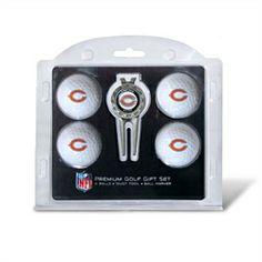 Chicago Bears Golf Balls & Divot Tool Set
