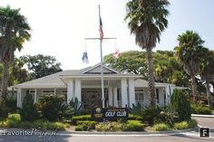 © Favorite Photography | Fernandina Beach Golf Club - wedding and event venue. Just North of Jacksonville