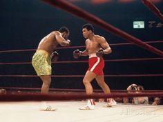 Muhammad Ali vs Joe Frazier 1 (1971) - YouTube