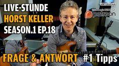 Live Stunde Horst Keller Season.1 EP.18 Frage & Antwort #1 Tipps