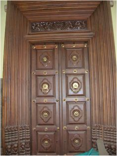 1000 images about door on pinterest doors door handles for Traditional main door design