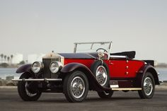 1928 Rolls-Royce Phantom I / Desert-Motors
