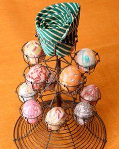 Silk Tie velikonoční vajíčka - 80 Creative a zábava Velikonoční vajíčko zdobení a nápady řemesla