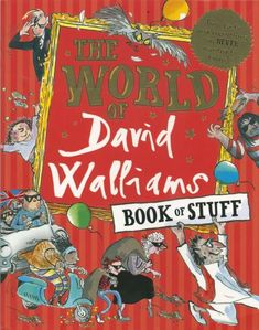 Buy The World of David Walliams Book of Stuff By David Walliams, in Very Good condition. Our cheap used books come with free delivery in the UK. Dream Book, Love Book, Free Books, Good Books, Amazing Books, David Walliams Books, Cheap Used Books, Book Review Sites, Coding For Kids