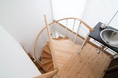 Fontanot Staircase in a Japanese home Japanese House, Diy Projects, Home, House, Handyman Projects, Handmade Crafts, Diy Crafts