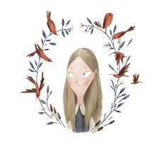 Detalles para Alicia en el País de las Maravillas, ediciones Fleurus. Some spots made for Alice in Wonderland. Editio...