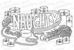 Penis art adult coloring printables penis party Naughty coloring books for adults