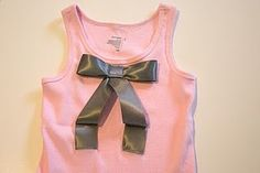 Ribbon tank - these would be cute for Pensacola Beach pictures this summer!!