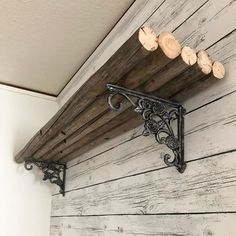Patio Design and Furniture Decor Crafts, Wood Crafts, Home Decor, Bbq Shed, Mountain Cabin Decor, Ranch Decor, Recycled Furniture, Home Hacks, Diy Woodworking